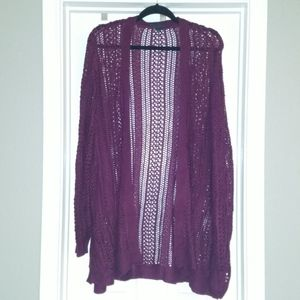 Lane Bryant 26/28 Sweater Cardigan